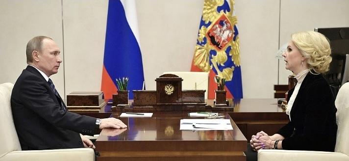 Отчет СП в Кремле